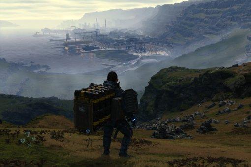 «Самая визуально потрясающая игра поколения»: Digital Foundry ввосторге отграфики Death Stranding