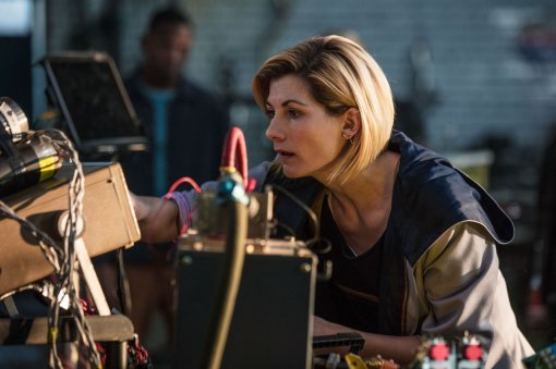 Вышел новый трейлер 12 сезона «Доктор Кто»