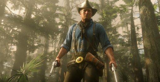 Rockstar назвала точную дату выхода Red Dead Redemption 2 в Steam