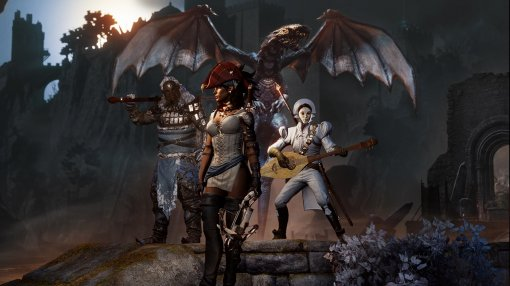 Продюсер Dragon Age 4 то ли что-то тизерит, то ли снова дразнит фанатов франшизы