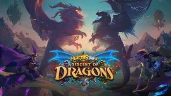 Blizzard анонсировала Hearthstone: Descent of Dragons