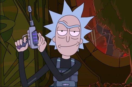 Критикам очень понравился первый эпизод нового сезона «Рика иМорти»