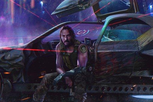 Всеть попал геймплей Cyberpunk 2077 сновой презентации