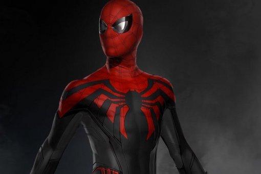 Человек-паук сражается ссовсем другим Гидроменом наконцепт-арте «Вдали отдома»
