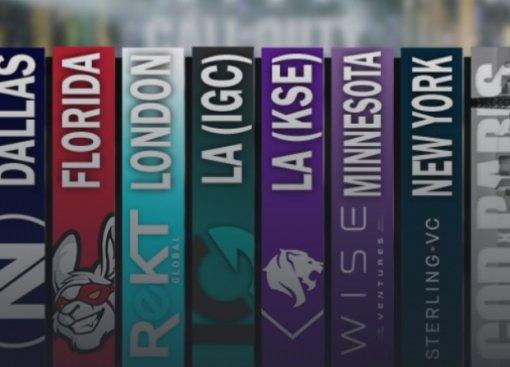 Call of Duty League — это какой-то чемпионат США. 9 из 12 участников базируются в Штатах