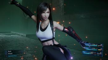 Разработчики показали особую способность Тифы Локхарт в Final Fantasy 7 Remake