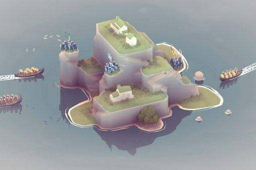 ВEpic Games Store стартовала бесплатная раздача Bad North