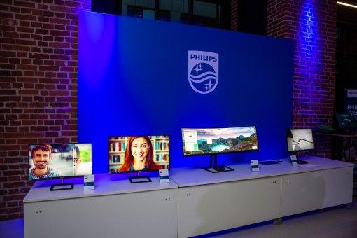 MMD и AOC провели конференцию в Москве и показали новые игровые мониторы