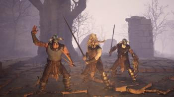 Кооператив в новом трейлере Rune 2