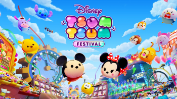 Игра Disney Tsum Tsum Festival доступна на Nintendo Switch