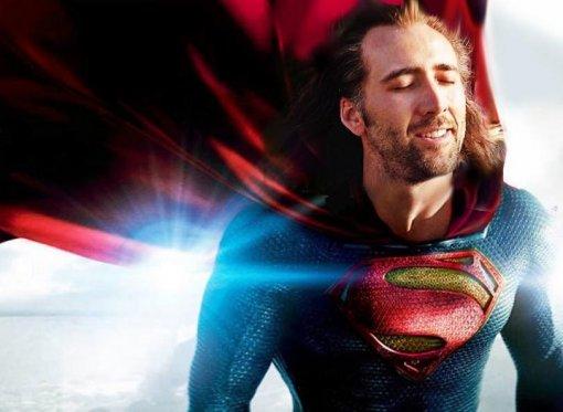 Николасу Кейджу предлагали сыграть Супермена в кроссовере «Кризис на Бесконечных Землях»