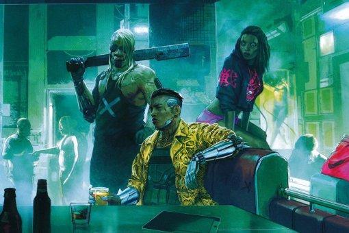 Стал известен примерный размер сценария Cyberpunk 2077 илюбимые персонажи сценариста