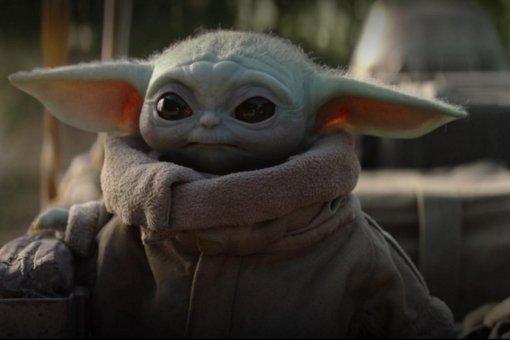 Пьющий суп малыш Йода стал новым мемом