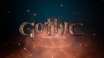 Прототип ремейка первой Gothic получает