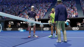 Первый дневник разработчиков для AO Tennis 2