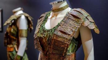 Фотографии костюмов персонажей из сериала The Witcher