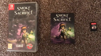 Игра Smoke and Sacrifice получит физический релиз на Ninrendo Switch