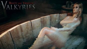 Новые подробности Beauty And Violence: Valkyries: боевая система, открытый мир, сюжет, развлечения