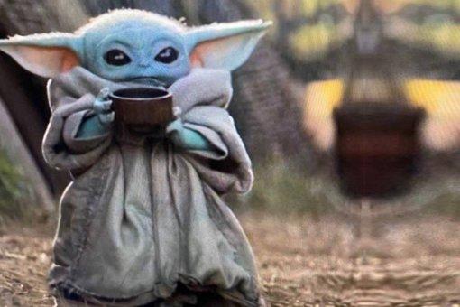 Как снималась сцена смалышом Йодой исупом в«Мандалорце»