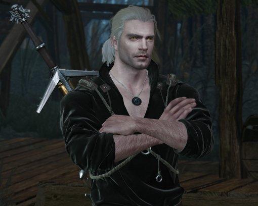 Актер озвучки Геральта из The Witcher 3 оценил «Ведьмака» Netflix. И голос Генри Кавилла