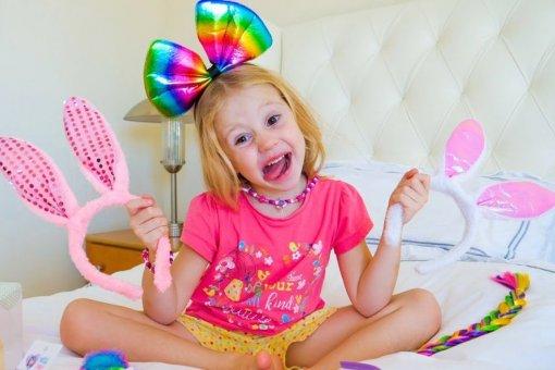 Наочень дорогой день рождения шестилетней блогерши Like Nastya позвали Киркорова иРевву
