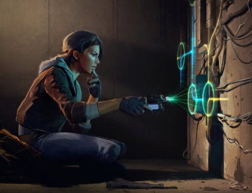 Valve показала новый арт Half-Life: Alyx. Команда ответит навопросы фанатов наReddit