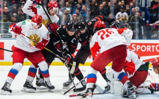 Как интернет обрадовался победе молодежной сборной России вфинале «нетого» ЧМ по хоккею