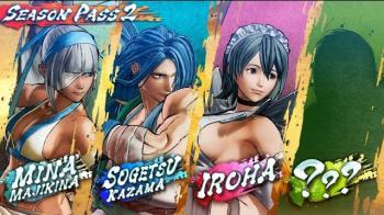 Анонсированы персонажи из нового DLC для Samurai Shodown