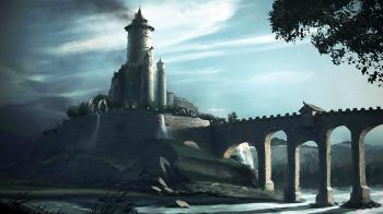 Официальные концепт-арты сериала The Witcher