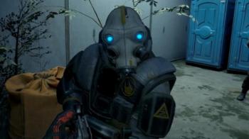 В Сеть слили новые скриншоты Half-Life: Alyx