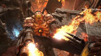 На старте в Doom Eternal не будет трассировки лучей в реальном времени