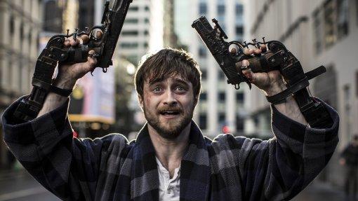 Зрители выбрали название для Guns Akimbo c Дэниелом Рэдклиффом в российском прокате
