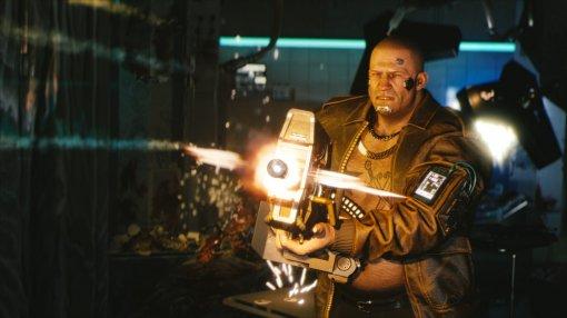 Грустная молния. Cyberpunk 2077 перенесли наосень 2020 года