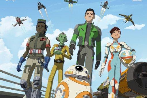 Впоследнем эпизоде «Звездных войн» появились персонажи измультфильма