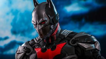 Анонсирована новая фигурка Бэтмeнa из Batman: Arkam Knigh