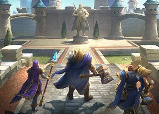 Warcraft — живее всех живых. В Европе пройдет серия крупных турниров по Warcraft III: Reforged