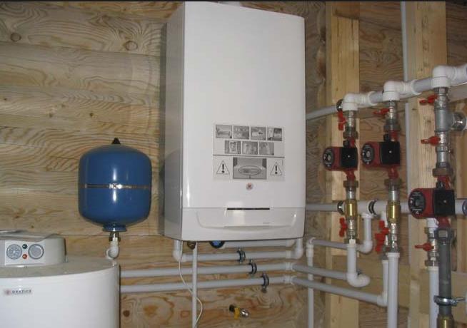 Качественные газовые котлы для отопления дома