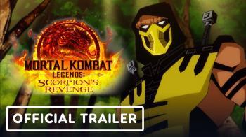 Первый трейлер анимационного фильма Mortal Kombat Legends: Scorpion's Revenge