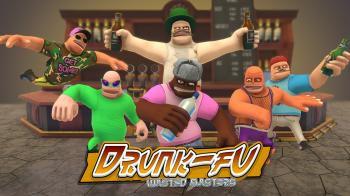 Файтинг Drunk-Fu: Wasted Masters на этой неделе заглянет на Switch