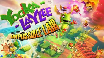 В Epic Games Store началась бесплатная раздача Yooka-Laylee and the Impossible Lair