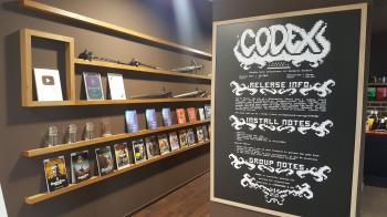 Разработчики Kingdom Come: Deliverance повесили в зале славы игры постер CODEX