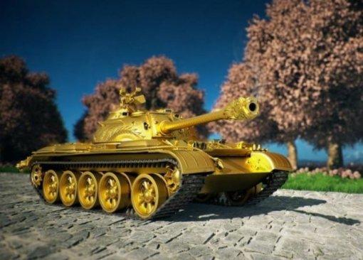 Создатели World of Tanks заработали 30 миллионов рублей на одном танке