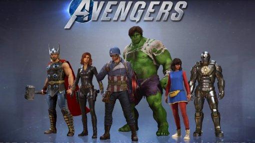 Опубликован новый трейлер Marvel's Avengers и первые бонусы за предзаказ