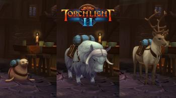 Новое обновление Torchlight II позволяет взять в бой тюленя