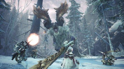Capcom поделилась успехами Monster Hunter: World и ремейка Resident Evil 2
