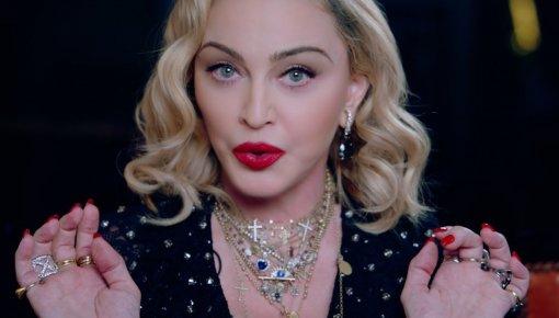 «Зима близко»: Мадонна странно пошутила про «Игру престолов»