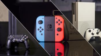 В январе 2020 консолей Switch было продано больше, чем PS4 и Xbox One вместе взятых
