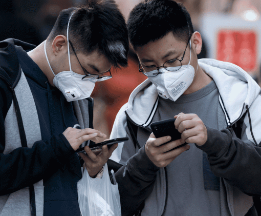 ВКитае вышла игра, вкоторой игроки должны бороться скоронавирусом