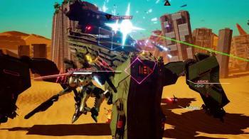 Daemon x Machina, дата выхода и системные требования
