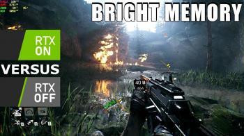 Новое обновление для Bright Memory добавляет поддержку DLSS и трассировку лучей